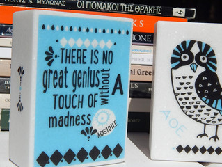 There is no Genius without a Touch of Madness