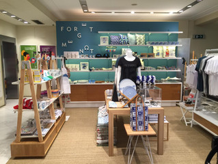 FORGET ME NOT'S new shop-in-shop!