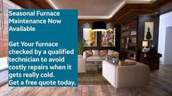 Seasonal Furnace Maintenance