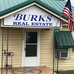 Burks Real Estate