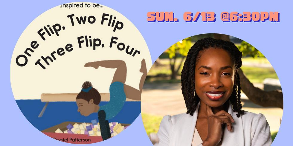 Black Women Writing Children's Books - Crystel Patterson