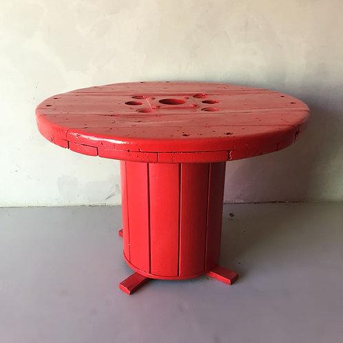 Mesa Carretel P Vermelha