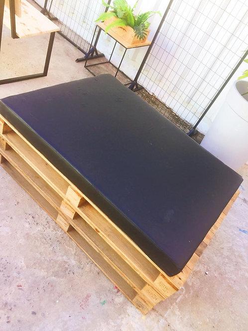 Estofado Preto (1,20 X 0,90m)
