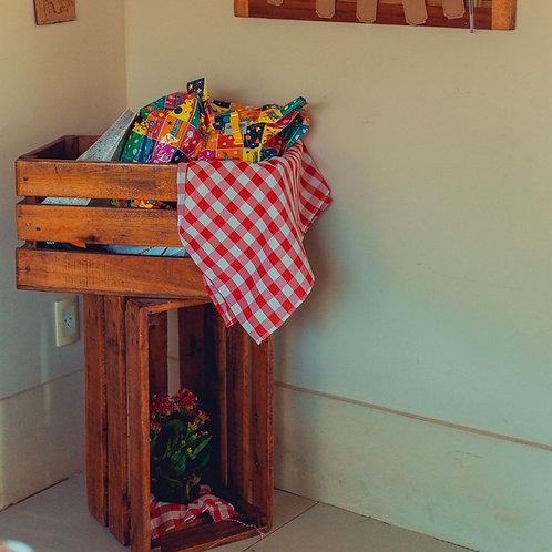 Caixotes em Madeira
