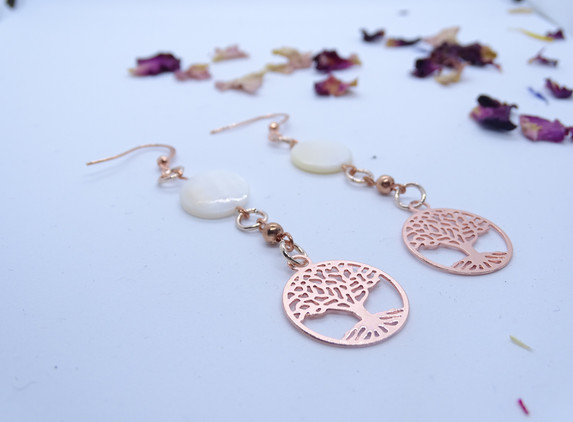 tree-of-life-and-shell-earrings-rose-gold
