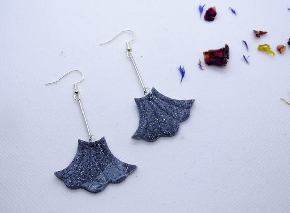 polymer-clay-earrings-granite
