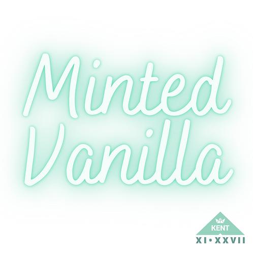Minted Vanilla