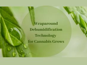 Wraparound Dehumidification Technology for Cannabis Grows
