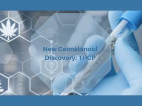 New Cannabinoid Discovery: THCP