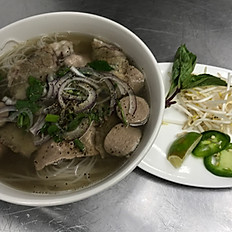 Pho Combo (Pick Two Meats Only)