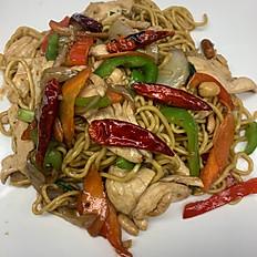 Kung Pao Spaghetti