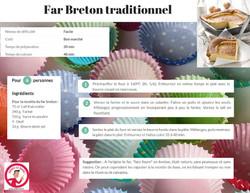 Far Breton tradionnel