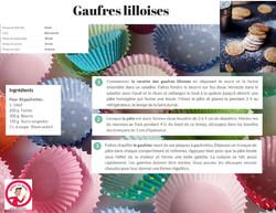 gaufres lilloises