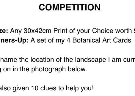 CHANCE to WIN a £75 Print!