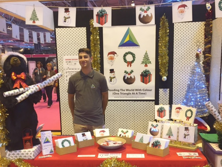NEC Birmingham - Crafts for Christmas