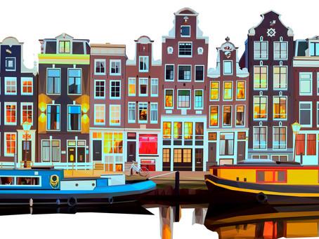 COMPETITION - Singel, Amsterdam