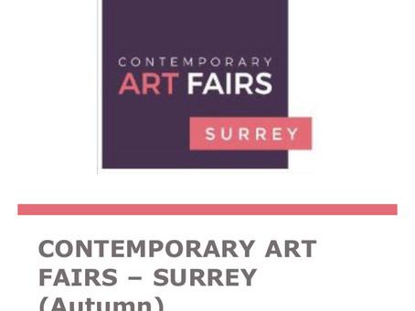 Surrey (Virtual) Contemporary Art Fair