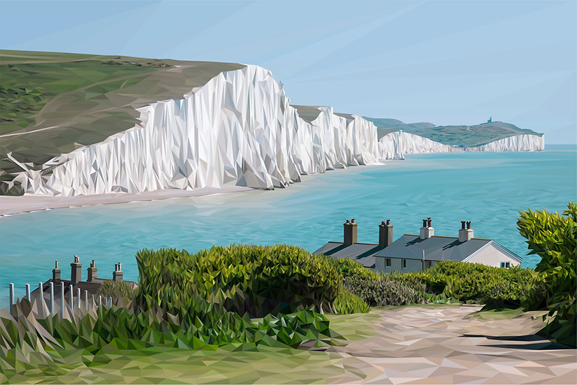Seven Sisters - Andy Walker