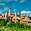 San Gimignano, Tuscany - Andy Walker Digital Artist
