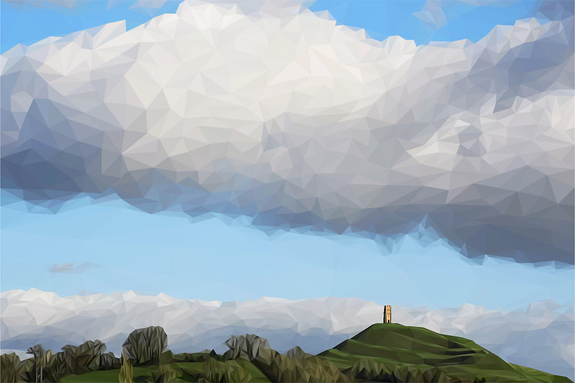Glastonbury Tor - Andy Walker