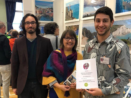 People's Choice Award: ArtFest Holmfirth