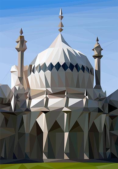 Royal Pavilion, Brighton - Andy Walker