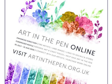 Art in the Pen Online
