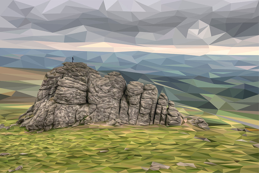 Haytor, Dartmoor - Andy Walker