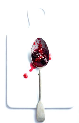 Berries jam