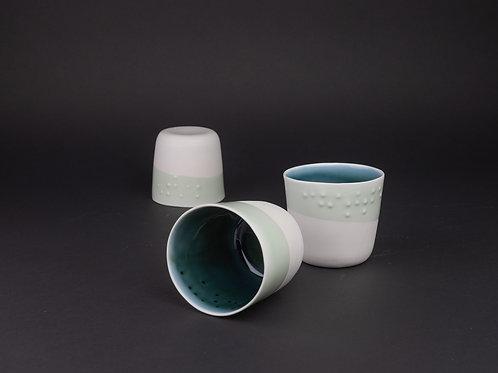 DEBRAILLE mug A,B,C.....