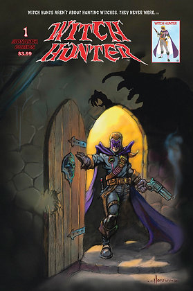 Witch Hunter #1 Classic Edition