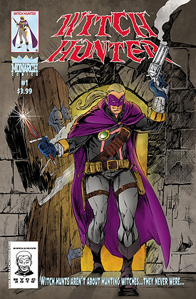 Witch Hunter #1 2019 Edition