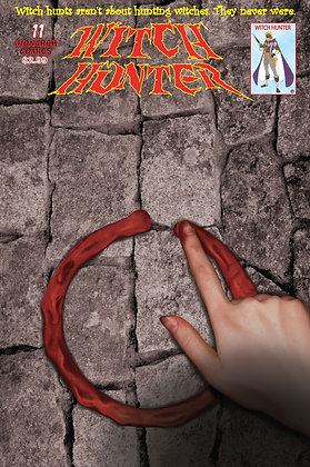 Witch Hunter #12