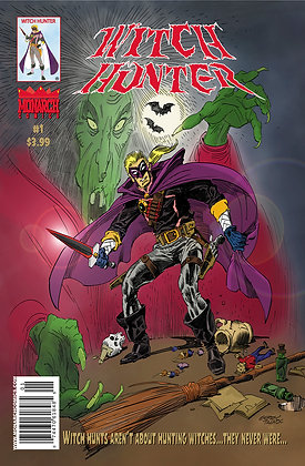 Witch Hunter #1    2018 Edition