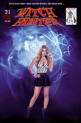 Witch Hunter #21