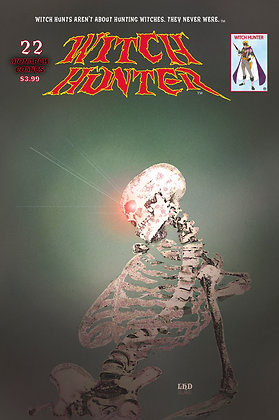 Witch Hunter #22