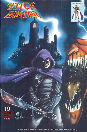Witch Hunter #19