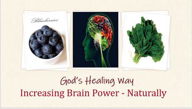 Gods Healing Way - Part 2