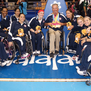 Pan American USA Women's Gold Medals