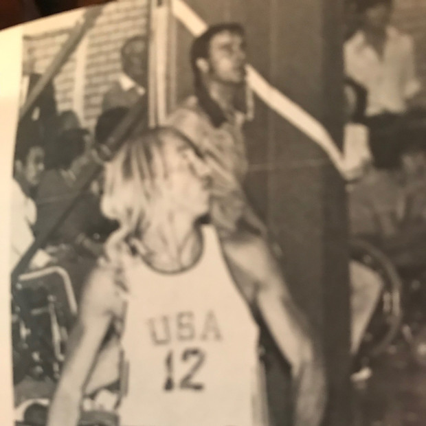 1976 First Paralympic Games Toronto, CA