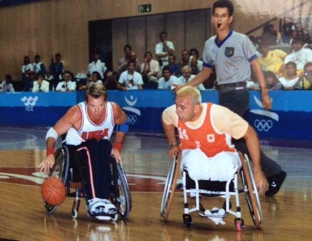 1992 Gold Medal match agaginst Netherlands and Gertjan Van Der Linden