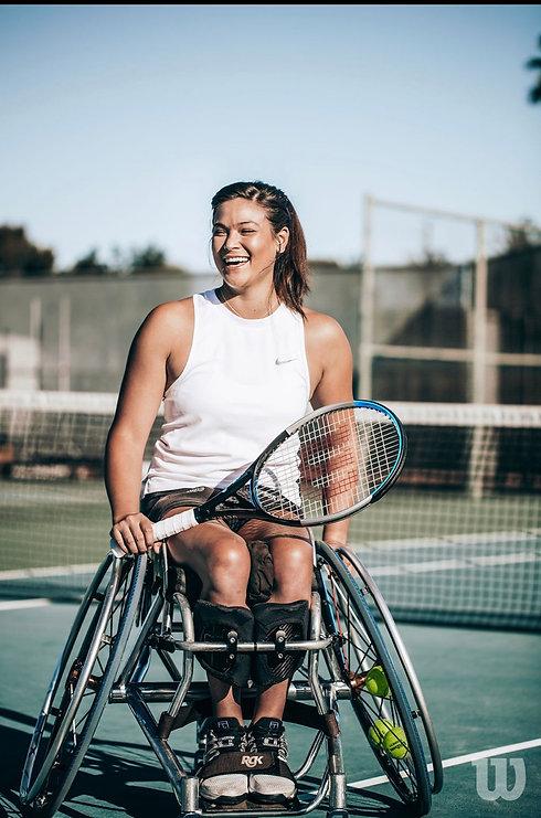 dana mathewson_wilson_wheelchair_tennis.