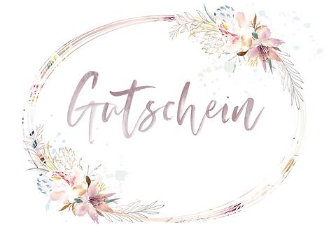 Gutscheinskarte