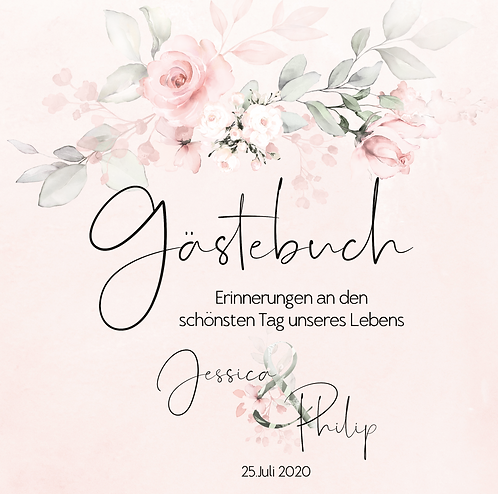 dein Gästebuch Hochzeit