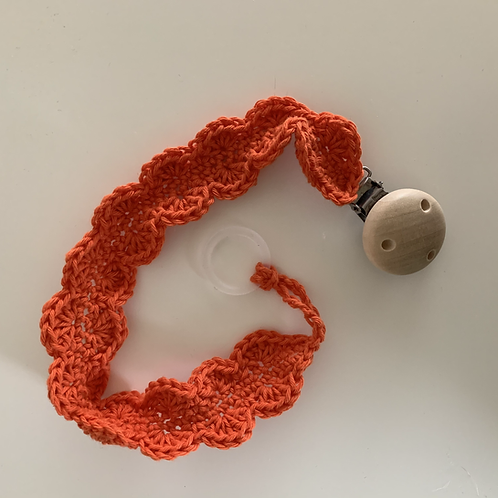 Nuggikette orange