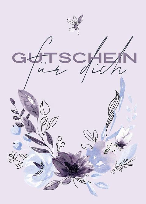 """Postkarten """"Gutschein"""""""