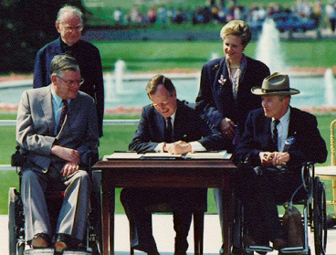 Americans with Disabilities Act Turns 27!