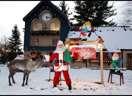 Santa House Sensory-Friendly Event