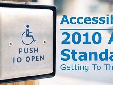 ADA Workshop: Learn How To Make Your Building Accessible