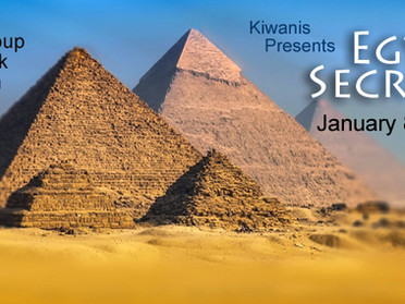 Egypt's Secret Side - Peer Activities Group - January 8th at 3pm